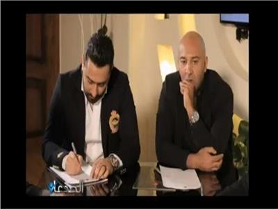كريم وشقيقة احمد بدر