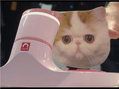 آلة ذكية لإطعام الحيوانات الأليفة بمعرض CES