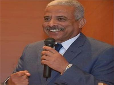 اللواء أ.ح عبدالمجيد صقر محافظ السويس