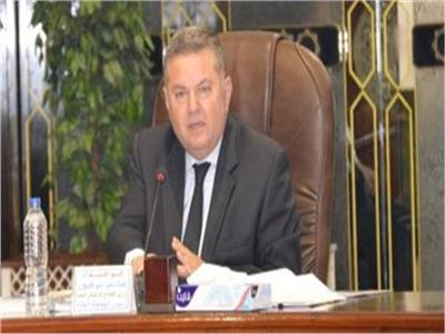 هشام توفيق - وزير قطاع الأعمال العام