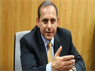 هشام عكاشة رئيس البنك الأهلي