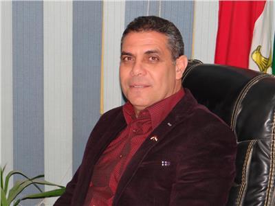 سعيد ندا مدير عام ادارة شرق شبرا الخيمة التعليمية