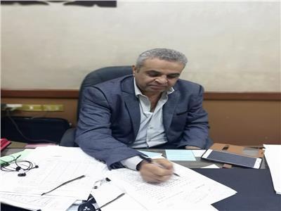 عادل عطية مدير التعليم العام بالقليوبية