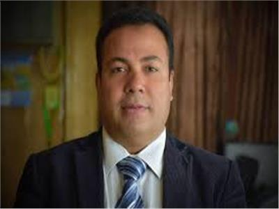 الدكتور رمضان عرفة مدير مركز النيل للاعلام