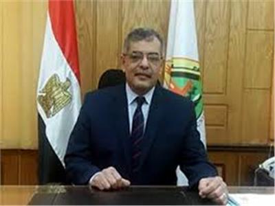 الدكتور علي المغربي رئيس جامعة بنها