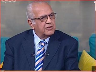 الدكتور حسين عبد العزيز المشرف التعداد الاقتصادي بالجهاز المركزى للتعبئة والإحصاء