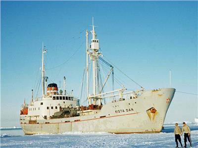 الربان فيليبس أراد أن يضع سفينته على مفرق التاريخ والجغرافيا (صورة أرشيفية)