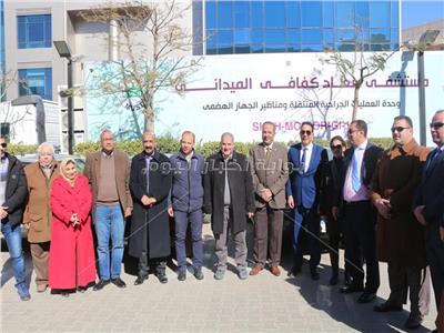 محمد العزازي رئيس جامعة مصر