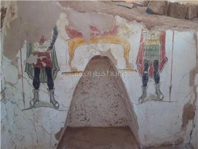 جبانة ترجع إلى العصر الروماني في بئر الشغالة بمدينة موت