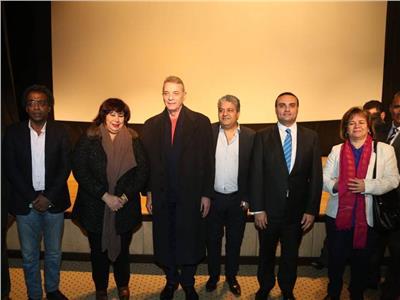 عبد الدايم وحميدة افتتحا أول نادي للسينما في الجنوب