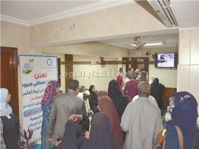مبادرة جمعية مصطفى محمود للكشف على مرضى السكر