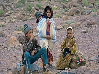 الأطفال المشردون