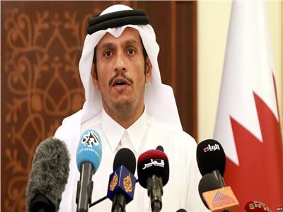 محمد بن عبد الرحمن آل ثاني، وزير الخارجية القطري
