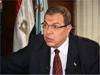 د.محمد سعفان - وزير القوى العاملة