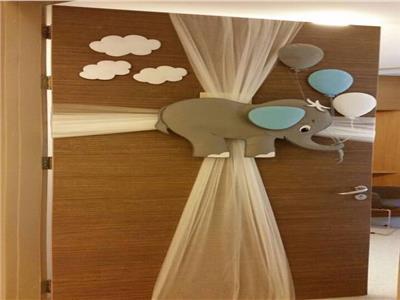 صور  أفكار جديدة لتزيين غرفة المولود