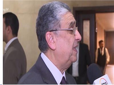 د.محمد شاكر - وزير الكهرباء