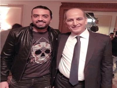 هشام سليم وإسلام جمال