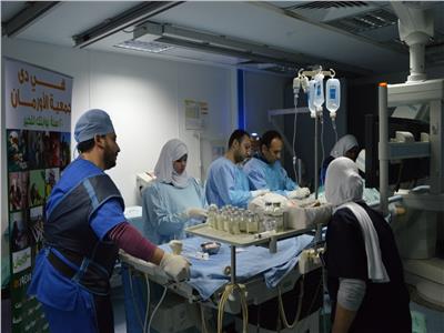 اورمان الغربية تستكمل نشاطها الطبي للفئات الاولى بالرعايا