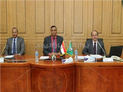 المنوفية تعقد الإجتماع الشهرى للمجلس الإقليمى