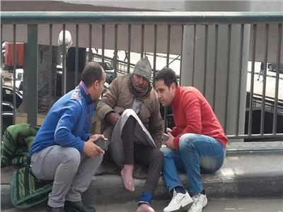 التضامن تتعامل مع 2271 مشرد ا وطفلا بلا مأوى