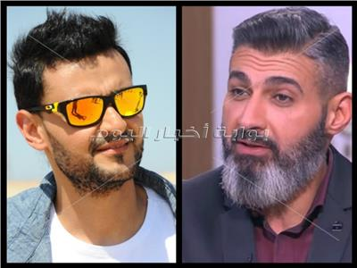 ياسر جلال و رامز جلال