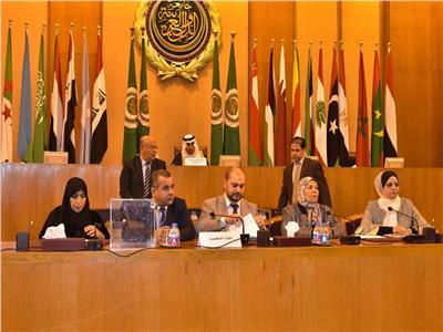 جانب من أحد اجتماعات البرلمان العربي
