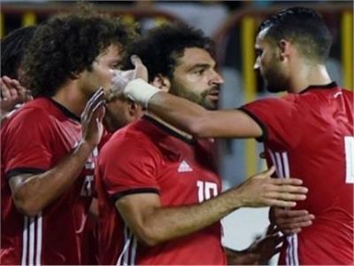 باهر المحمدي ومحمد صلاح وعمر وردة
