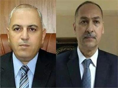 مديرا الأمن والمباحث بدمياط