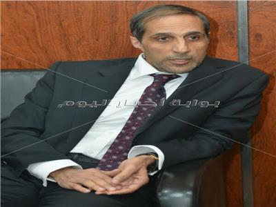نصر بن حمود العبري المستشار الإعلامي لسفارة سلطنة عمان بالقاهرة