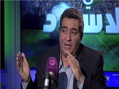أحمد مجاهد المتحدث باسم اتحاد كرة