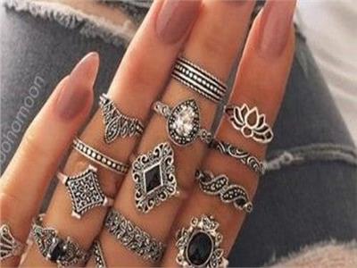 3 طرق سحرية لتنظيف «الخواتم الفضة»