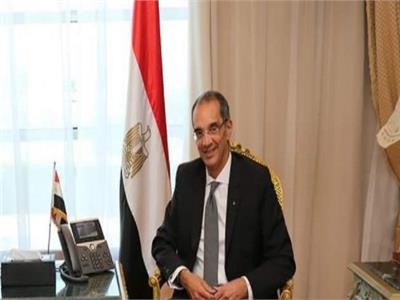 المهندس عمرو طلعت وزير الاتصالات وتكنولوجيا المعلومات
