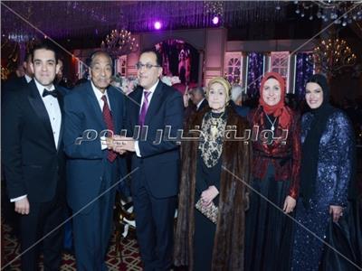 زفاف ابن رئيس العاصمة الإدارية
