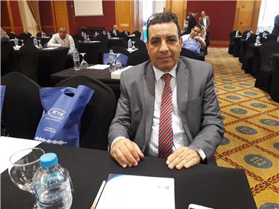 د. عبدالحكيم محمود رئيس الهيئة العامة الخدمات البيطرية