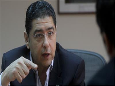 هشام عز العرب رئيس اتحاد بنوك مصر