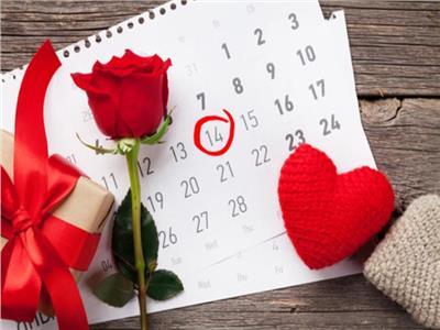 صورة موضوعية لعيد الحب
