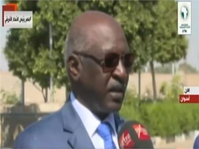 الدكتور حاتم علي، وزير النقل السوداني