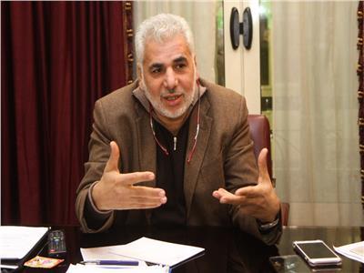 باسل السيسي نائب رئيس الغرفة