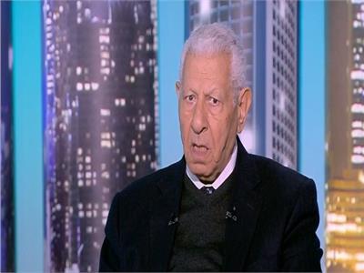 الكاتب الصحفى مكرم محمد احمد