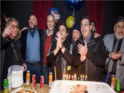 عيد ميلاد مجدي الهواري