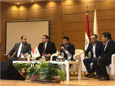 أشرف صبحي يلتقي مديري مديريات الشباب والرياضة