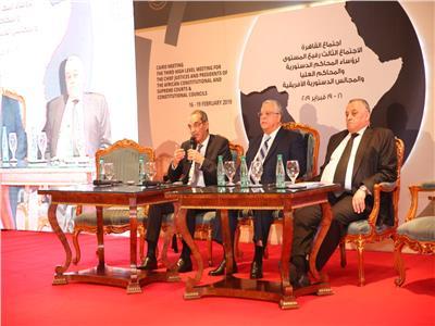 خلال اجتماع القاهرة