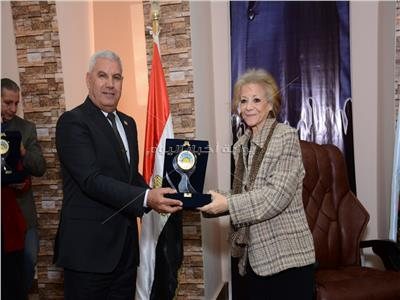 مستشارا رئيس الجمهورية يتابعان جهود التنمية في محافظة مطروح