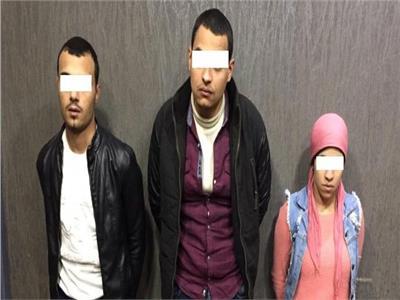 المتهمون باختطاف طفلة بالإسكندرية