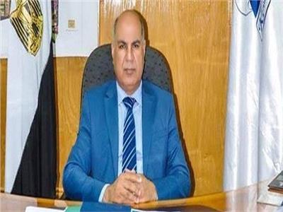 الدكتور ماجد القمري رئيس جامعة كفر الشيخ