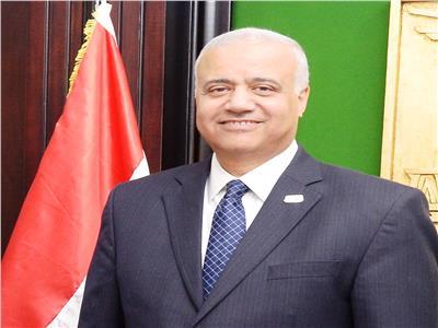 د عصام الكردي رئيس جامعة الإسكندرية