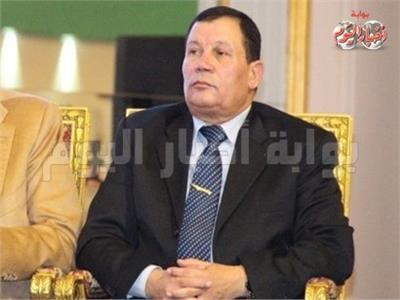 اللواء محمد عبداللطيف مدير عام شركة العاصمة الإدارية الجديدة