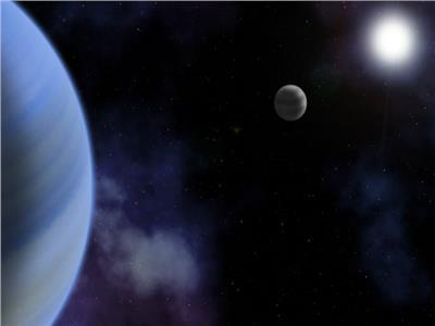 اثنين من الكواكب العملاقة