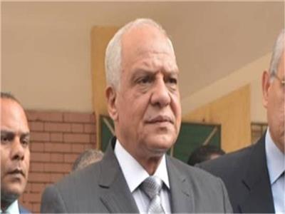 اللواء أحمد راشد - محافظ الجيزة
