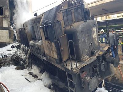 لقطة من موقع الحادث